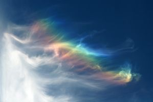 Circumzenithal Arc by FurLined