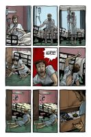 The Walking Dead Colored pg 3 by alexhdunn