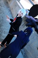 K Project: Backstage XD by palecardinal