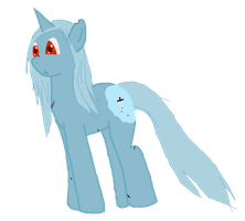 New oc :Ice by WoefulWriters
