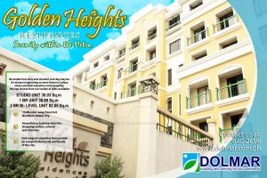 NEWSPAPER AD:GOLDEN HEIGHTS 2 by arianedenise