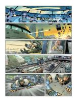 Dredd page 3 by DylanTeague
