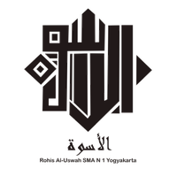 Al-Uswah Official Logo by kf19