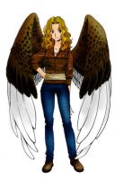 Maximum Ride- Max by darkshadowhand