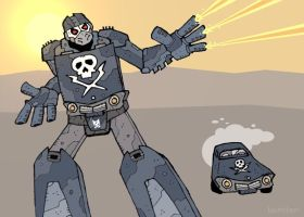 Decepticon: Deathproof by Hartter