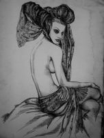 Gothic Lady by Persefone999