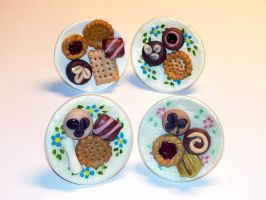 Cookie Rings by sississweets