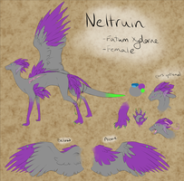 Ref - Neltruin dragon by Neltruin