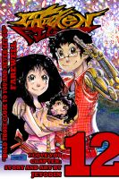 CF: Chapter 12 Cover by Jey09