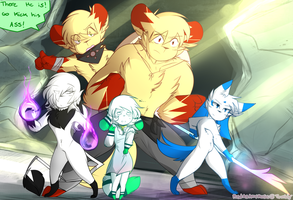 SQUAD by Rv-Scarlet