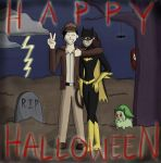 Happy Halloween 2012!! by ari1nly
