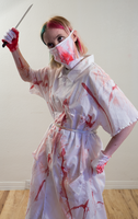 Undead Nurse 10 by Angelic-Obscura