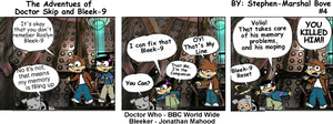 The Advntures of Doctor Skip Strip 4 by GreedLin