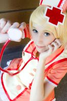 Rin Nurse by white---butterfly