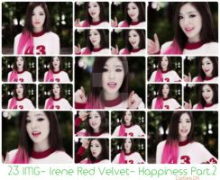Photopack #31: Irene Red Velvet - Happiness MV P.2 by Catbeis