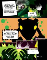 Zombie Shark Bear 0- This is a Zombie Page 13 by gpanthony