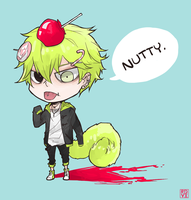 NUTTY by Kenaxz