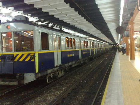 First subway in southamerica 3 by ParaisoNatural