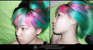stock 927: pop-art hair by sophiaastock