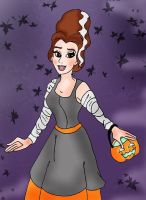 Disney Costume Party: Belle by HighwindDesign