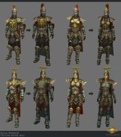 Kania Warrior Allods online by FirstKeeper