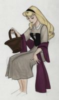 Briar Rose by incredibru