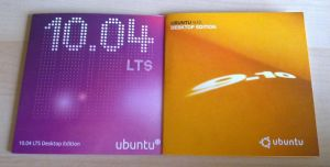 Ubuntu 9.10 and 10.04 by And1945