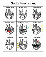 OPtimus Prime Smile Meme by MNS-Prime-21
