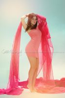 Pink Summer 1 by Estelle-Photographie