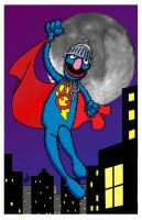 Super Grover by TonyMiello