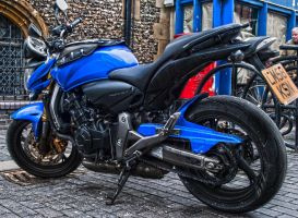 Honda Hornet by Partists
