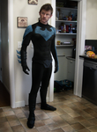 Nightwing Cosplay.2  90% Complete (Batman Comics) by CpCody