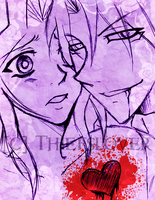 He Ate My Heart by DerangedMonarch