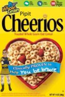 Pipit cheerios: a nutritious choice for breakfast by Cinsarity