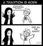 A Tradition is Born by christians