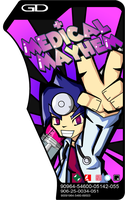 Premium Medical Mayhem Sticker by netro32