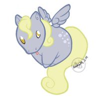 DERPY HOOVES sticker design by Bee-chan