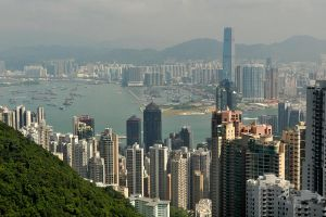 From Victoria Peak 1 by wildplaces