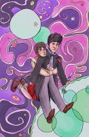 Floating Nervously Through Space (Jamie) (Doctor) by SmudgeThistle