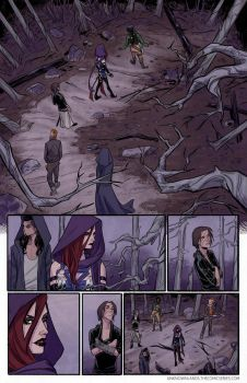 Unknown Lands Chapter 4 page 15 by toherrys