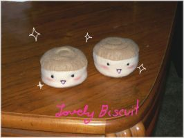 Cute Little biscuits by CuteGio