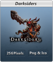 Darksiders - Icon by Crussong