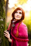 Anna - What lies behind by SoraPaopu