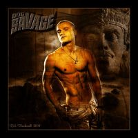 Young DOC SAVAGE by Rickbw1