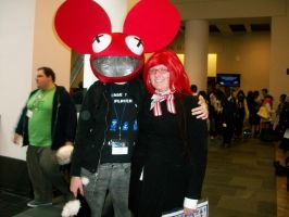 Mouse and Grell by Cats-Eye-93