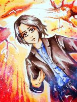 HP - Young Snape by Miruna-Lavinia
