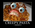 CREEPYPASTA by PsycoeKitty