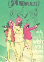 Spring Breakers by morphews