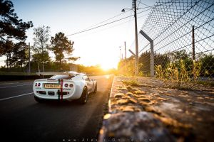 Lotus Exige S1 Type 42B by alexisgoure
