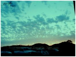 Clouds by Jaaffo